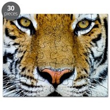 Big Cat Tiger Roar Puzzle