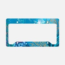 Jellyfish License Plate Holder