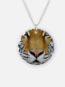 Big Cat Tiger Roar Necklace