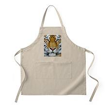 Big Cat Tiger Roar Apron