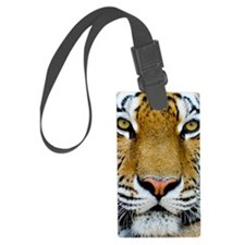 Big Cat Tiger Roar Luggage Tag