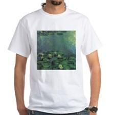 BEAUTIFUL Claude Monet Waterlilies Shirt