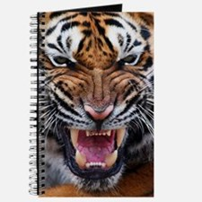 Big Cat Tiger Roar Journal