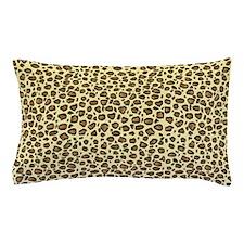 Leopard Animal Print Pillow Case