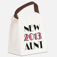 2013 New Aunt Canvas Lunch Bag