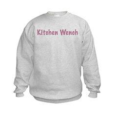 Kitchen Wench Sweatshirt