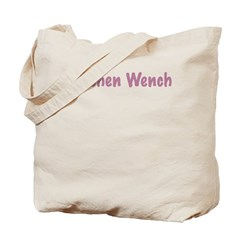 Kitchen Wench Tote Bag