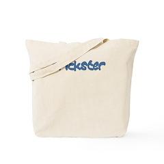 Trickster Tote Bag