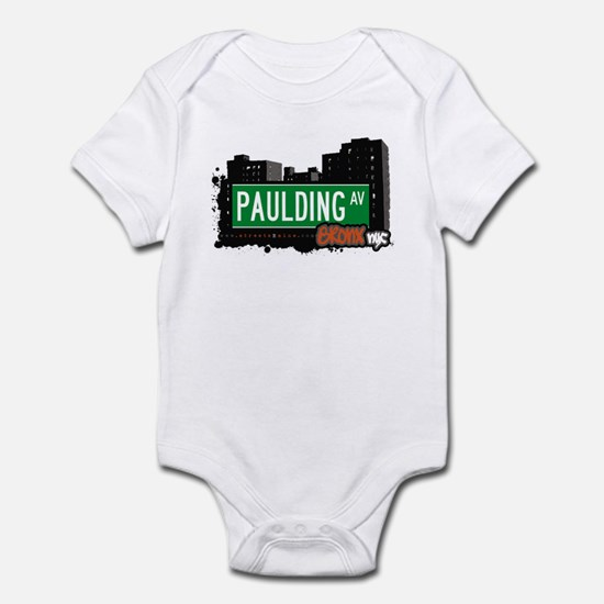 Paulding Av, Bronx, NYC  Infant Bodysuit