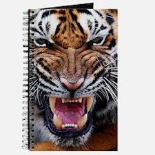 Tiger Mad Journal