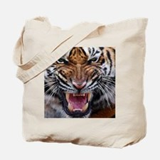 Tiger Mad Tote Bag