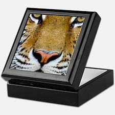 Tiger Keepsake Box