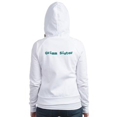 Grimm Sister Fitted Hoodie