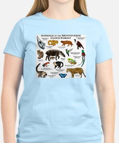 Animals of the Monteverde Cl T-Shirt