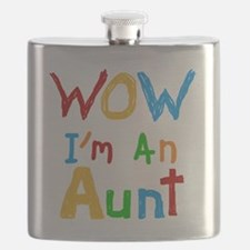 WOW Im an Aunt Flask