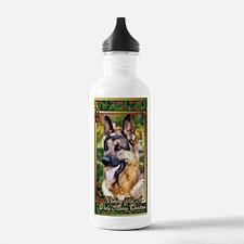 German Shepherd Dog Ch Water Bottle