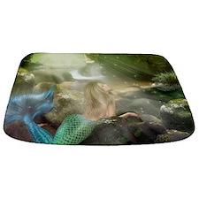 Mermaid Cave Bathmat