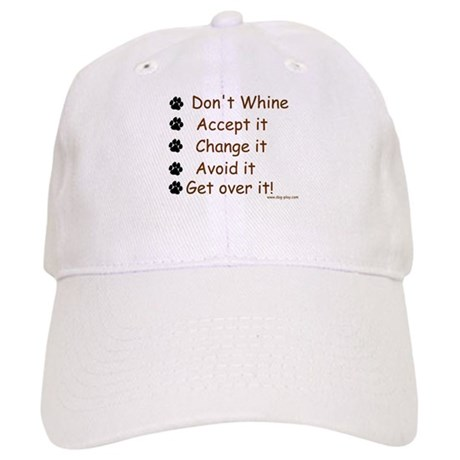 Don't Whine Cap