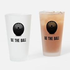 Be Ball Bowling Drinking Glass
