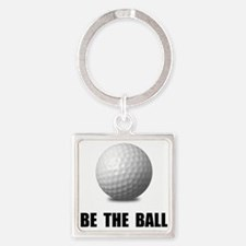 Be Ball Golf Keychains