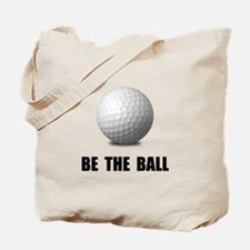 Be Ball Golf Tote Bag