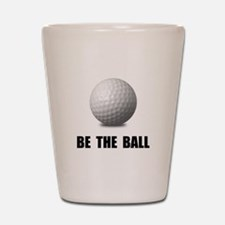 Be Ball Golf Shot Glass
