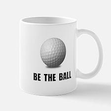 Be Ball Golf Mugs