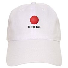 Be Ball Kickball Baseball Cap