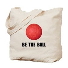 Be Ball Kickball Tote Bag