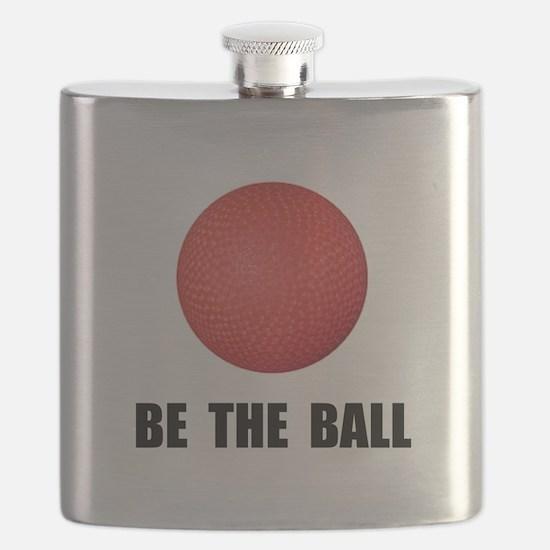 Be Ball Kickball Flask