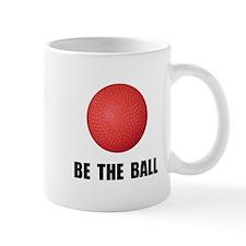 Be Ball Kickball Mugs