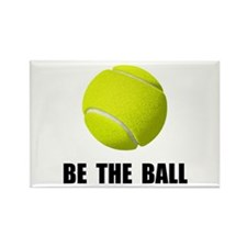 Be Ball Tennis Magnets