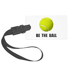 Be Ball Tennis Luggage Tag