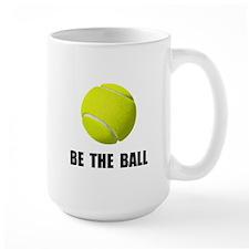 Be Ball Tennis Mugs