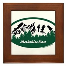 Berkshire East State Park Framed Tile