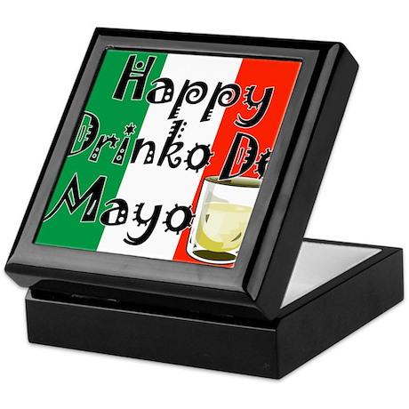 Drinko De Mayo Keepsake Box
