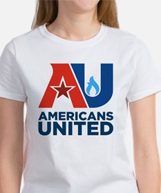 Americans United Logo Women's T-Shirt