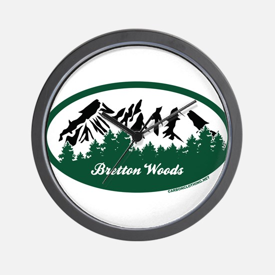Bretton Woods State Park Wall Clock