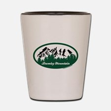 Bromley Mountain State Park Shot Glass