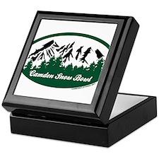 Camden Snow Bowl State Park Keepsake Box