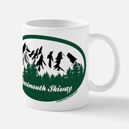 Dartmouth Skiway State Park Mugs