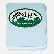 Eaton Mountain State Park baby blanket