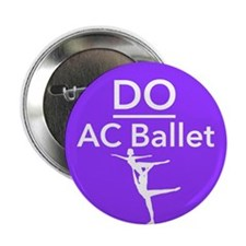 "Atlantic City Ballet 2.25"" Button"