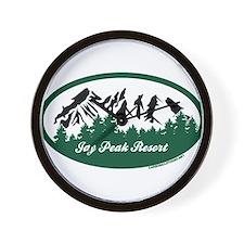 Jay Peak Resort Wall Clock