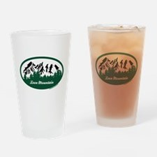 Loon Mountain State Park Drinking Glass