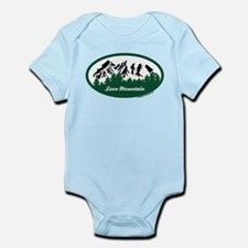 Loon Mountain State Park Body Suit