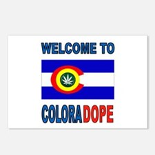 COLORADOPE Postcards (Package of 8)