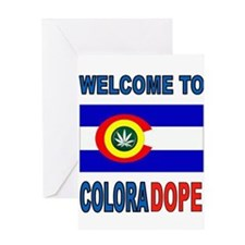 COLORADOPE Greeting Cards