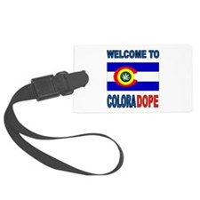 COLORADOPE Luggage Tag