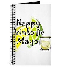 Drinko De Mayo Journal